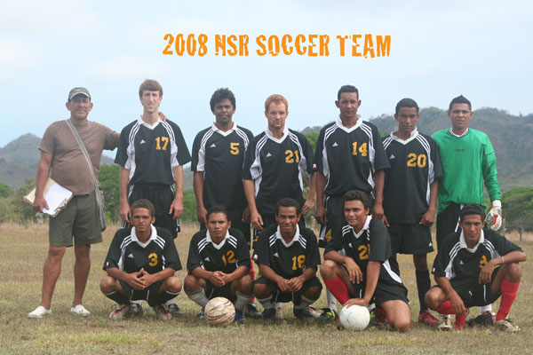 NSR Soccer Team 2008